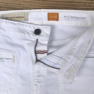 Pilcro and the Letterpress Jeans - Pilcro and the Letterpress Suoerscript Flare